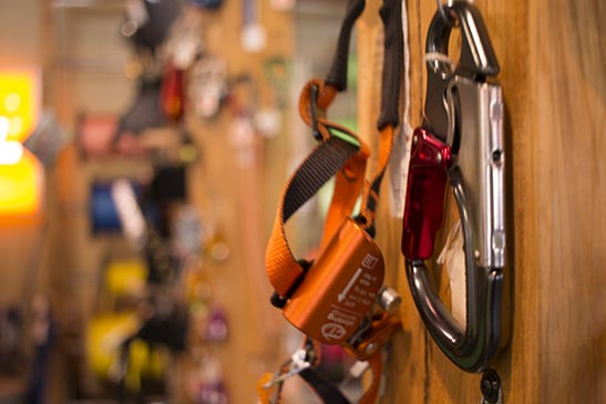 Superior Saw Ascender, Descenders, Carabiners and Climbing Equipment